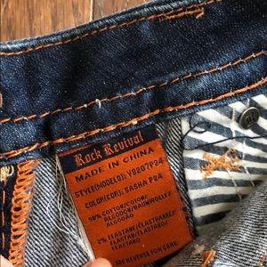 Rock Revival Jeans - Rock Revival capris